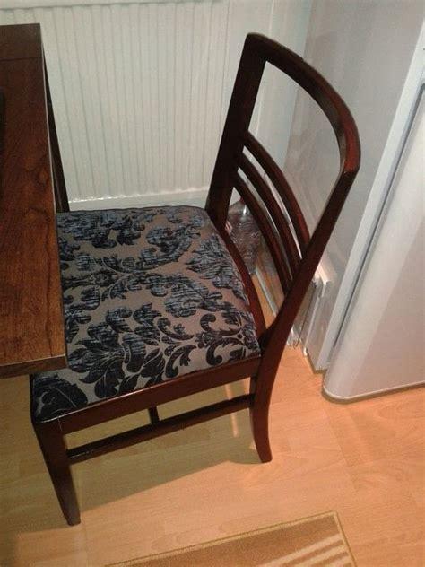 Dining Room Chairs Re Upholstery · A Chair · Home + Diy