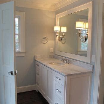 grey cabinets kitchen blue crown molding design decor photos pictures 1484
