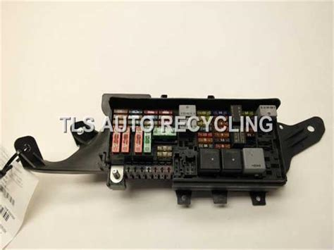 2009 mercedes gl450 1645403372fuse box in trunk disk controller used a grade