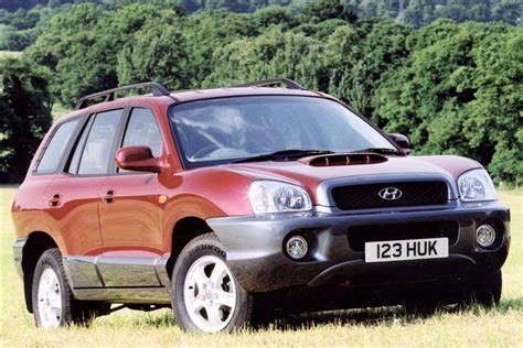 2006 Hyundai Santa Fe Reviews by Hyundai Santa Fe 2001 2006 Used Car Review Car