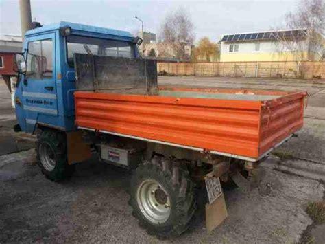multicar m25 kaufen multicar m25 mit winterdienstausstattung nutzfahrzeuge