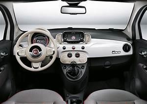 Fiat 500 Interieur : nuova fiat 500 un concentrato di stile made in torino 4 luglio ~ Gottalentnigeria.com Avis de Voitures