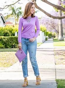Six Ways to Wear Lavender   2018 Spring Fashion
