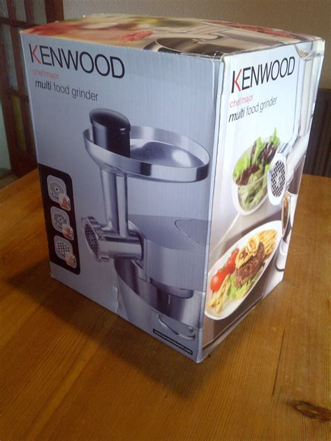 cuisine kenwood cooking chef my kenwood chef multi food grinder attachment aka mincer