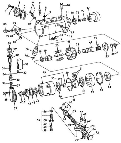 Ford Tractor Injector Diagram by Re Ford 4000 Injector Problems Ford