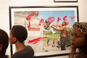 Rhodes Must Fall exhibition vandalised in UCT protest ...