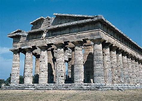 cuisine de la rome antique encyclopédie larousse en ligne paestum le temple de
