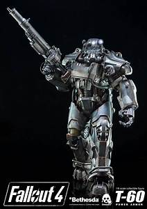 Fallout 4 T 60 Action Figure The Awesomer