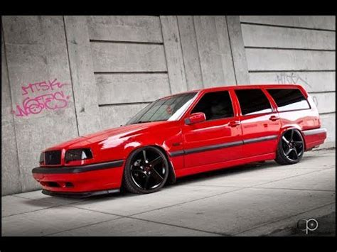850r Volvo by Pixel Car Racer Part 83 L S Volvo 850r Wagon Build