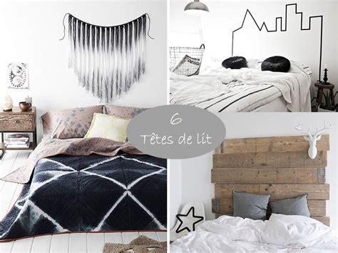 idee tete de lit id 233 e d 233 co 6 exemples de t 234 te lit faciles 224 faire le monde de sioux