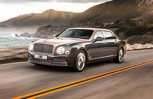2017 Bentley Mulsanne unveiled, extended wheelbase option ...  Extended