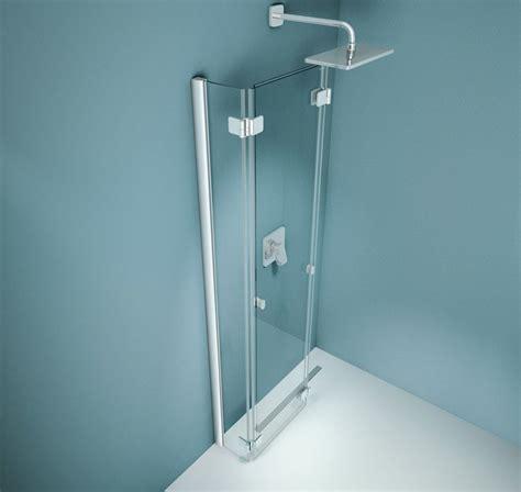 ARTWEGER 360 Falttür Dusche  Die Dusche zum Wegfalten