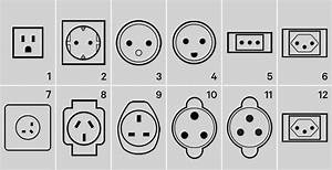 Guide To Plug Converters  Don U0026 39 T Fry Your Phone On Tour