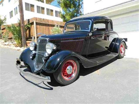 1933 Ford 5-window Coupe For Sale On Classiccars.com