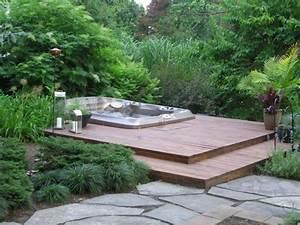 Jacuzzi Im Garten : whirlpool im garten outdoor jacuzzi wird zum blickfang ~ Watch28wear.com Haus und Dekorationen