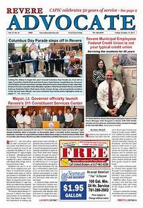 THE REVERE ADVOCATE - Friday, October 13, 2017 by Mike ...