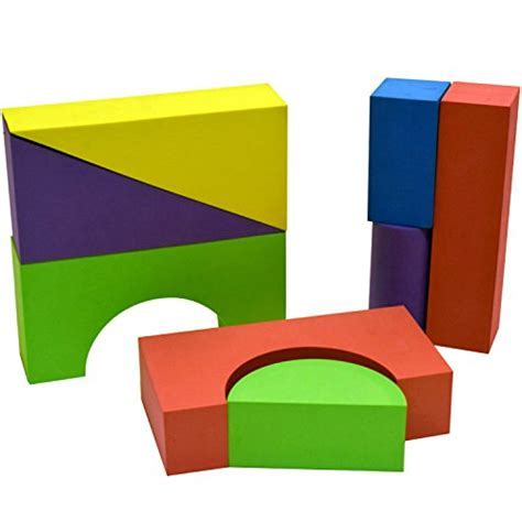 Giant Foam Building Blocks, Building Toy for Girls and