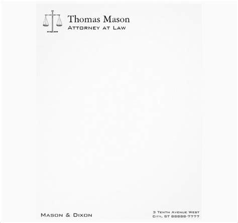 legal letterhead template   psd eps ai