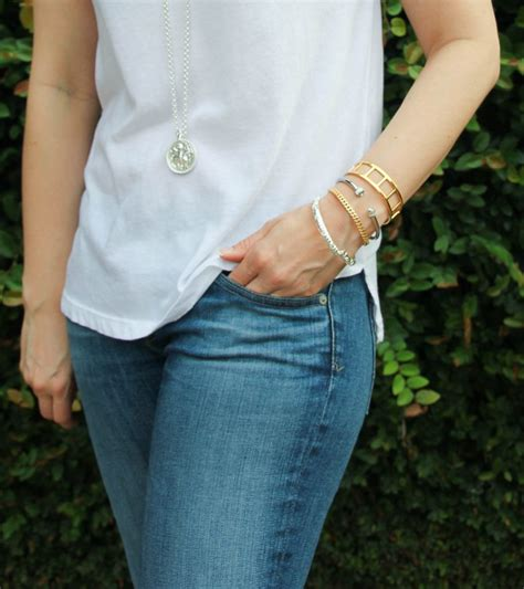 Mixing Jewelry Metals - Lady in VioletLady in Violet