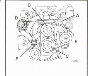 502 Mag Mpi Serpentine Belt Layout