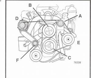 Engine Belt Diagram 502 Mercruiser