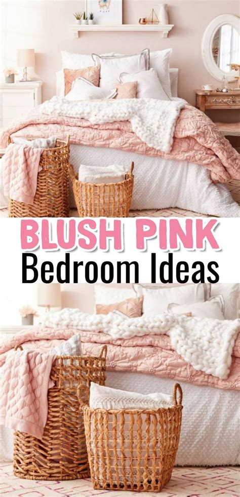 blush pink bedroom ideas dusty pink bedrooms  love