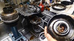 Mercedes 722 5 Automatic Transmission Disassembly Teardown