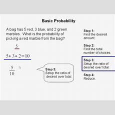 Basic Probability Youtube