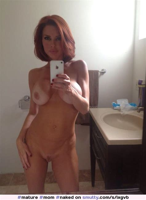 Mature Mom Naked Shaved Pussy Redhead Sexy Hot