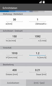 Schnittgeschwindigkeit Berechnen Bohren : schnittdaten rechner industriewerkzeuge ausr stung ~ Themetempest.com Abrechnung