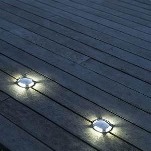 Spot Exterieur 12v : spot surface keenan 3 led 6500k 80lm faro ~ Edinachiropracticcenter.com Idées de Décoration