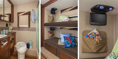 Class C Motorhome With Bunk Beds by 2015 Greyhawk Class C Motorhomes Jayco Inc