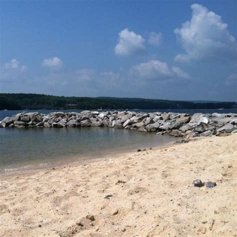 Maybe you would like to learn more about one of these? Man made beach at Deep Creek Lake   Deep creek lake, Beach ...