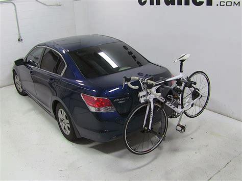 honda accord bike rack 2008 honda accord prorack 2 bike rack for 1 1 4 quot and 2