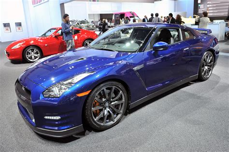 2018 Nissan Gt R Is More Of A Great Thing Autoblog