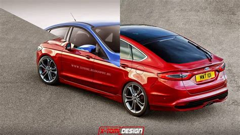 2016 Ford Mondeo St Specification Release Date All New Car
