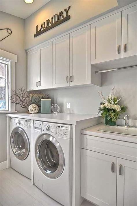 spruce up your laundry room with stunning ideas