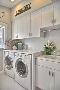 Spruce, Up, Your, Laundry, Room, With, Stunning, Ideas