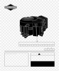 Briggs  U0026 Stratton Product Manuals Engine Owner U0026 39 S Manual