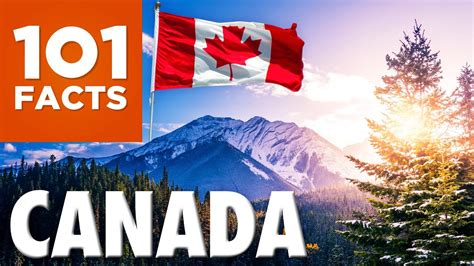 101 Facts About Canada - YouTube