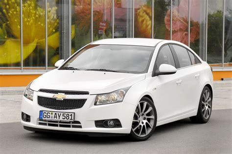 Chevrolet Cruze Irmscher Special Edition Package for ...