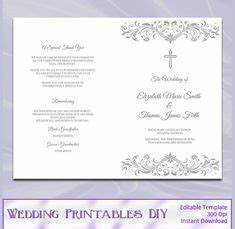 catholic funeral mass program template catholic mass wedding ceremony catholic wedding traditions