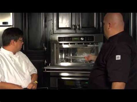 ge monogram advantium ovens video youtube