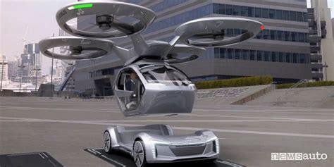 Auto Volanti Futuro Auto Volanti Saranno Il Futuro Della Mobilit 224 Newsauto It