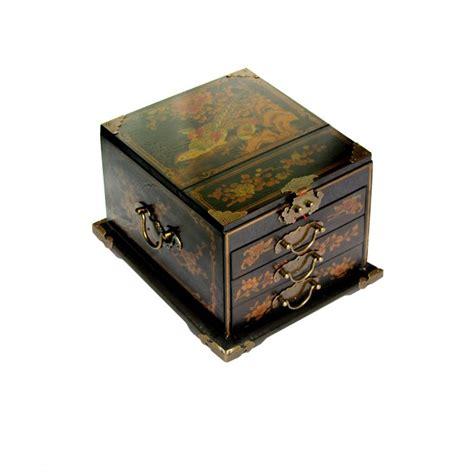 boite a bijoux miroir boite 224 bijoux avec miroir biseaut 233 magasin du meuble asiatique et chinois