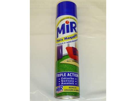 nettoyant tapis moquettes mir 600 ml entretien