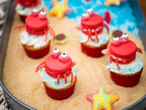 Cute Kitchen Decorating Ideas - crab cupcakes recipe food network kitchen food network