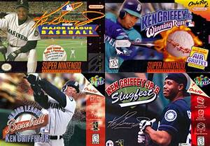 Video Game Legend Ken Griffey Jr Inducted Into Mlb Hall