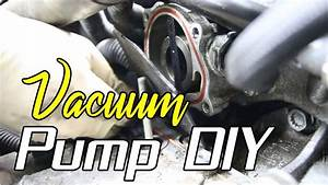 How To Install A Vacuum Pump On A Vw 2 5l 5cyl  Find Parts