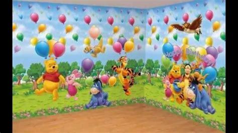 wallpaper dinding kamar anak frozen wallpaper dinding